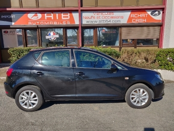 <strong>SEAT IBIZA</strong><br/>1.2L TSI 85CH STYLE