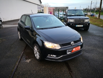 <strong>VOLKSWAGEN POLO</strong><br/>1.2 TSI 90ch BlueMotion Technology Lounge DSG7 5p (2015A)