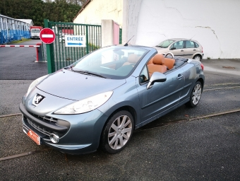<strong>PEUGEOT 207 CC</strong><br/>1.6 HDi110 Sport Pack FAP (2007A)