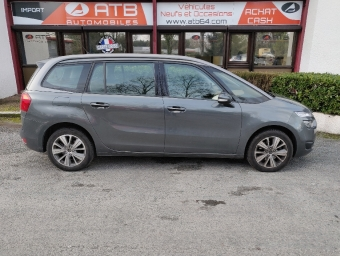 <strong>CITROEN GRAND C4 PICASSO</strong><br/>BlueHDi 150ch Intensive S&S EAT6 (2015A)