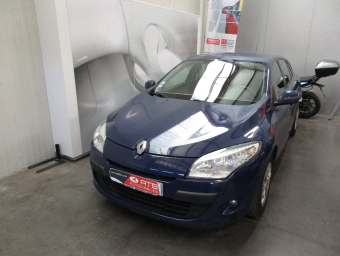 <strong>RENAULT MEGANE</strong><br/>Mégane Estate III 1.5 dCi 85 eco2 Authentique