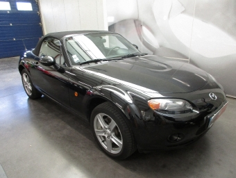 <strong>MAZDA MX-5</strong><br/>MX5 Roadster Coupe 1.8L Elegance Cuir