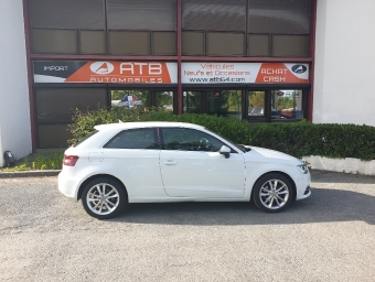 <strong>AUDI A3</strong><br/>Berline 2.0 TDI 150 Ambiente