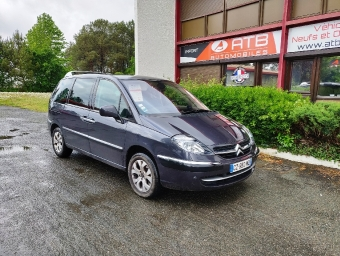 <strong>CITROEN C8</strong><br/>HDi 160 Collection