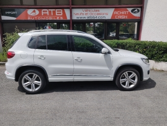 <strong>VOLKSWAGEN TIGUAN</strong><br/>2.0 TDI 150 FAP BlueMotion Technology Sportline