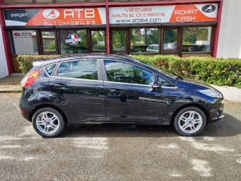 <strong>FORD FIESTA</strong><br/>1.5 TDCi 75 FAP Titanium
