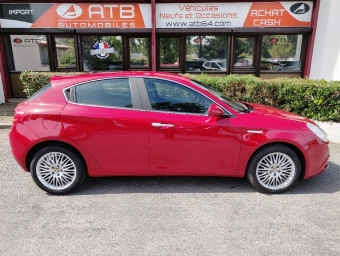 <strong>ALFA ROMEO GIULIETTA</strong><br/>1.6 JTDm 105 ch S&S Selective