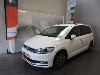 <strong>VOLKSWAGEN TOURAN</strong><br/>1.4 TSI 150 BMT DSG7 7pl Sound