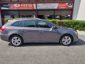 <strong>CHEVROLET CRUZE SW</strong><br/>2.0 VCDi 163 S&S LTZ