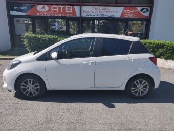 <strong>TOYOTA YARIS</strong><br/>69 VVT-i Dynamic