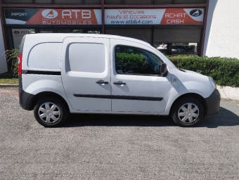 <strong>RENAULT KANGOO</strong><br/>EXPRESS L1 1.5 DCI 85 ECO2 CONFORT