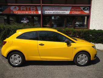 <strong>SEAT IBIZA SC</strong><br/>1.6 TDI 90 FAP Réference