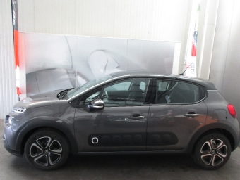 <strong>CITROEN C3</strong><br/>1.2 PureTech 82 S&S Shine Business