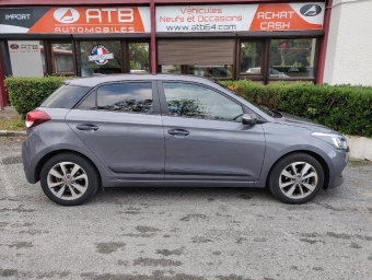 <strong>HYUNDAI I20</strong><br/>1.2 84 Intuitive