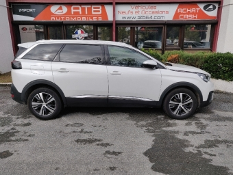 <strong>PEUGEOT 5008</strong><br/>1.2 PureTech 130ch S&S EAT6 Allure