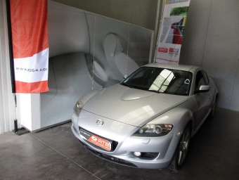 <strong>MAZDA RX-8</strong><br/>1.3 Performance Pack