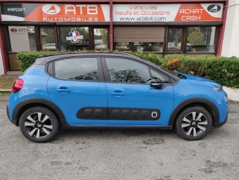 <strong>CITROEN C3</strong><br/>PureTech 82 S&S Feel Business