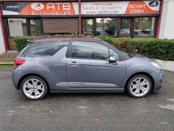 <strong>DS DS3</strong><br/>e-HDi 110 Airdream Sport Chic