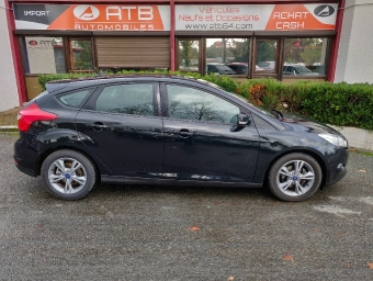 <strong>FORD FOCUS</strong><br/>1.6 TDCi 115 S&S EDITION