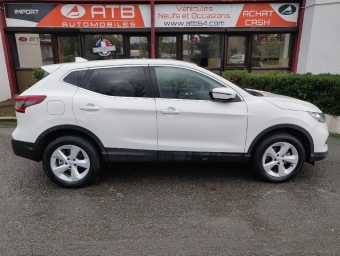 <strong>NISSAN QASHQAI</strong><br/>1.5 dCi 110 Business Edition
