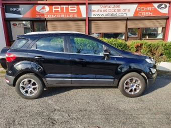 <strong>FORD ECOSPORT</strong><br/>1.0 EcoBoost 125 BVM6 Titanium