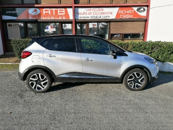 <strong>RENAULT CAPTUR</strong><br/>dCi 90 Intens EDC