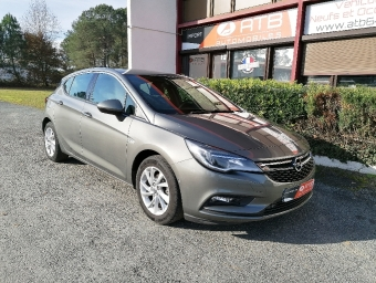 <strong>OPEL ASTRA</strong><br/>1.4 Turbo 125 ch Start/Stop DYNAMIC
