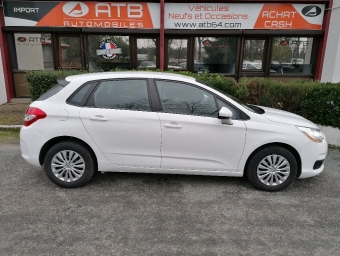 <strong>CITROEN C4</strong><br/>VTi 95 Attraction