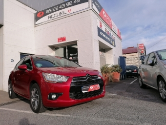 <strong>CITROEN DS4</strong><br/>e-HDi 90 Airdream Chic