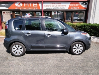 <strong>CITROEN C3 PICASSO</strong><br/>BlueHDi 100 Exclusive