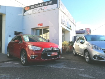 <strong>CITROEN DS4</strong><br/>e-HDi 110 Airdream Chic