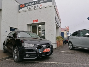 <strong>AUDI A1</strong><br/>1.6 TDI 90 Ambition Luxe S tronic