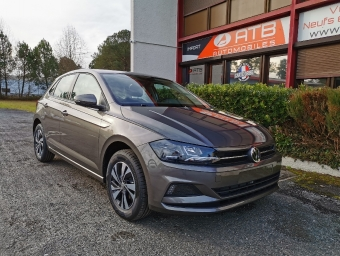 <strong>VOLKSWAGEN POLO</strong><br/>1.0 TSI 95 S&S BVM5 Confortline