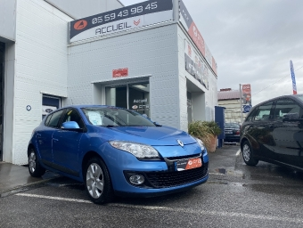 <strong>RENAULT MEGANE</strong><br/> III TCE 115 Energy eco2 Expression