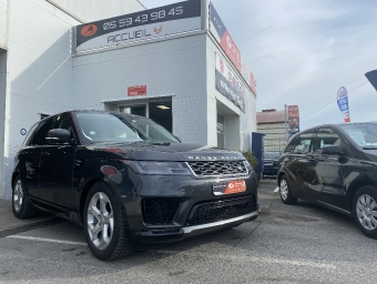 <strong>LAND ROVER RANGE ROVER</strong><br/>SPORT HSE PHEV 400