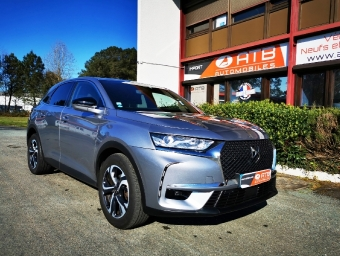 <strong>DS DS7 CROSSBACK</strong><br/>PureTech 180 EAT8 So Chic