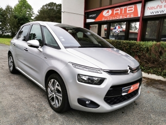 <strong>CITROEN C4 PICASSO</strong><br/>C4 Picasso HDI 115 ETG6 Exclusive
