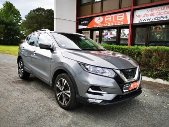 <strong>NISSAN QASHQAI</strong><br/>1.5 dCi 110 N-Connecta