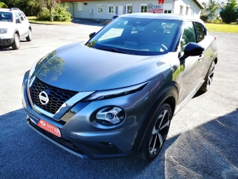 <strong>NISSAN JUKE</strong><br/>DIG-T 117 N-Connecta