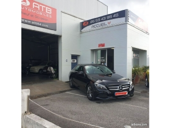 <strong>MERCEDES BENZ CLASSE C</strong><br/>180 d 7G-Tronic Plus Executive