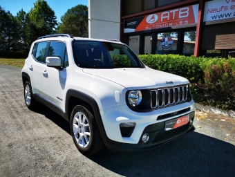 <strong>JEEP RENEGADE</strong><br/>1.6 I MultiJet S&S 120 ch Longitude Business