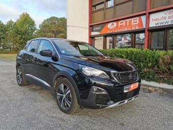 <strong>PEUGEOT 3008</strong><br/>BlueHDi 130ch S&S EAT8 Allure