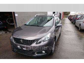 <strong>PEUGEOT 2008</strong><br/>PureTech 82ch BVM5 Style