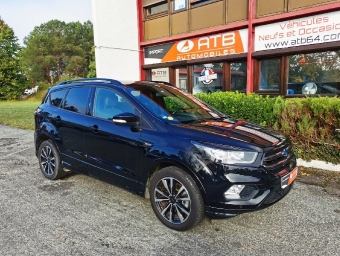 <strong>FORD KUGA</strong><br/>2.0 TDCi 150 S&S 4x2 BVM6 ST-Line