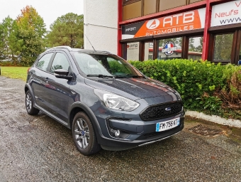 <strong>FORD KA+</strong><br/>1.2 85 ch S&S Active
