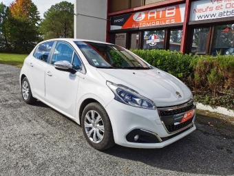 <strong>PEUGEOT 208</strong><br/>1.2 PureTech 82ch BVM5 Urban Soul
