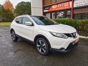 <strong>NISSAN QASHQAI</strong><br/>1.5 dCi 110 Stop/Start N-Connecta