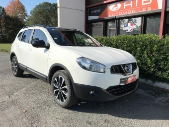 <strong>NISSAN QASHQAI+2</strong><br/>1.5 dCi 110 FAP 360