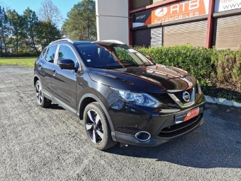 <strong>NISSAN QASHQAI</strong><br/>1.6 dCi 130 N-Connecta
