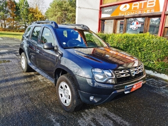 <strong>DACIA DUSTER</strong><br/>TCe 125 4x2 Lauréate